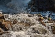 Bottom of Boulder Falls 1